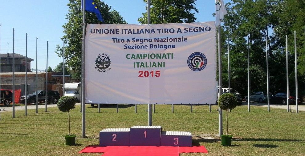 C.Italiani 2015 - TSN Bologna Il Podio