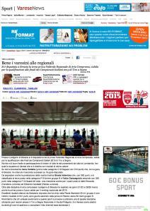 Tiro a segno - Bene i va...i _ Sport _ Varese News