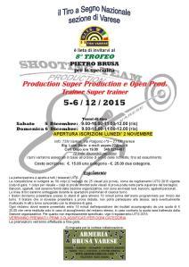 Trofeo BRUSA 2015